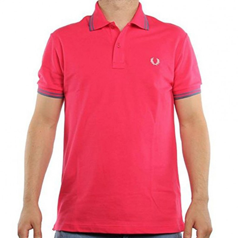 Rose Fred Polo Perry Polo Rose Fred Homme Homme YbIv7m6gfy