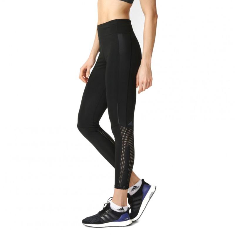 Supernova Femme Legging Running Noir Adidas