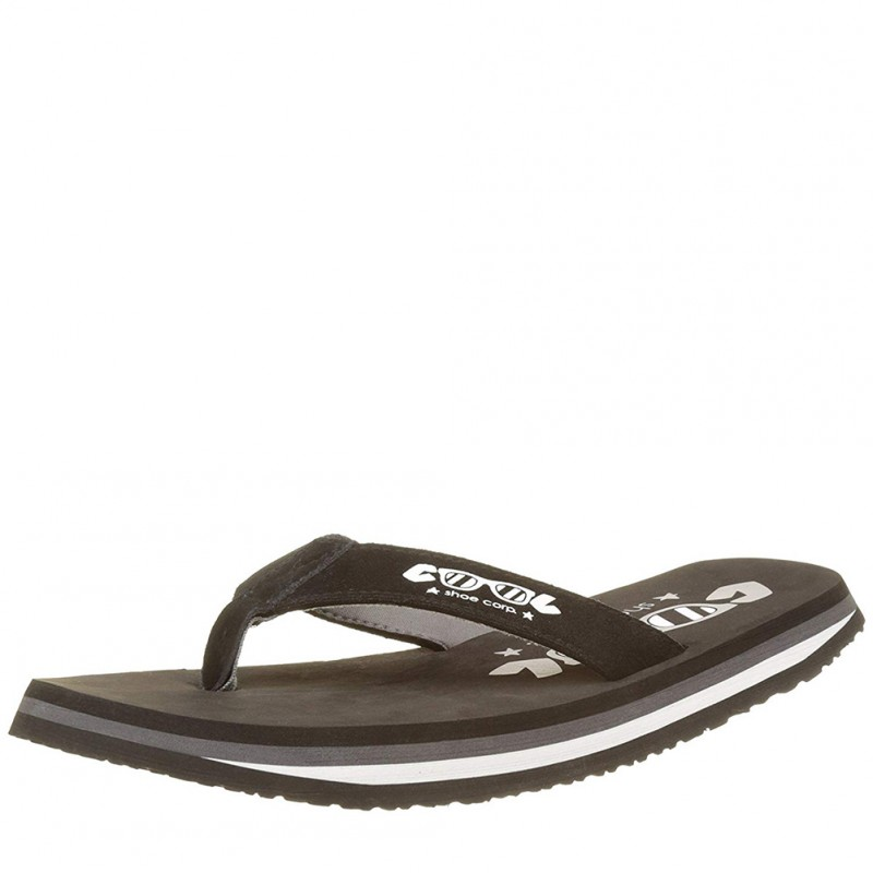 timeless design 706f3 db5e0 Original Homme Tongs Noir Cool Shoe