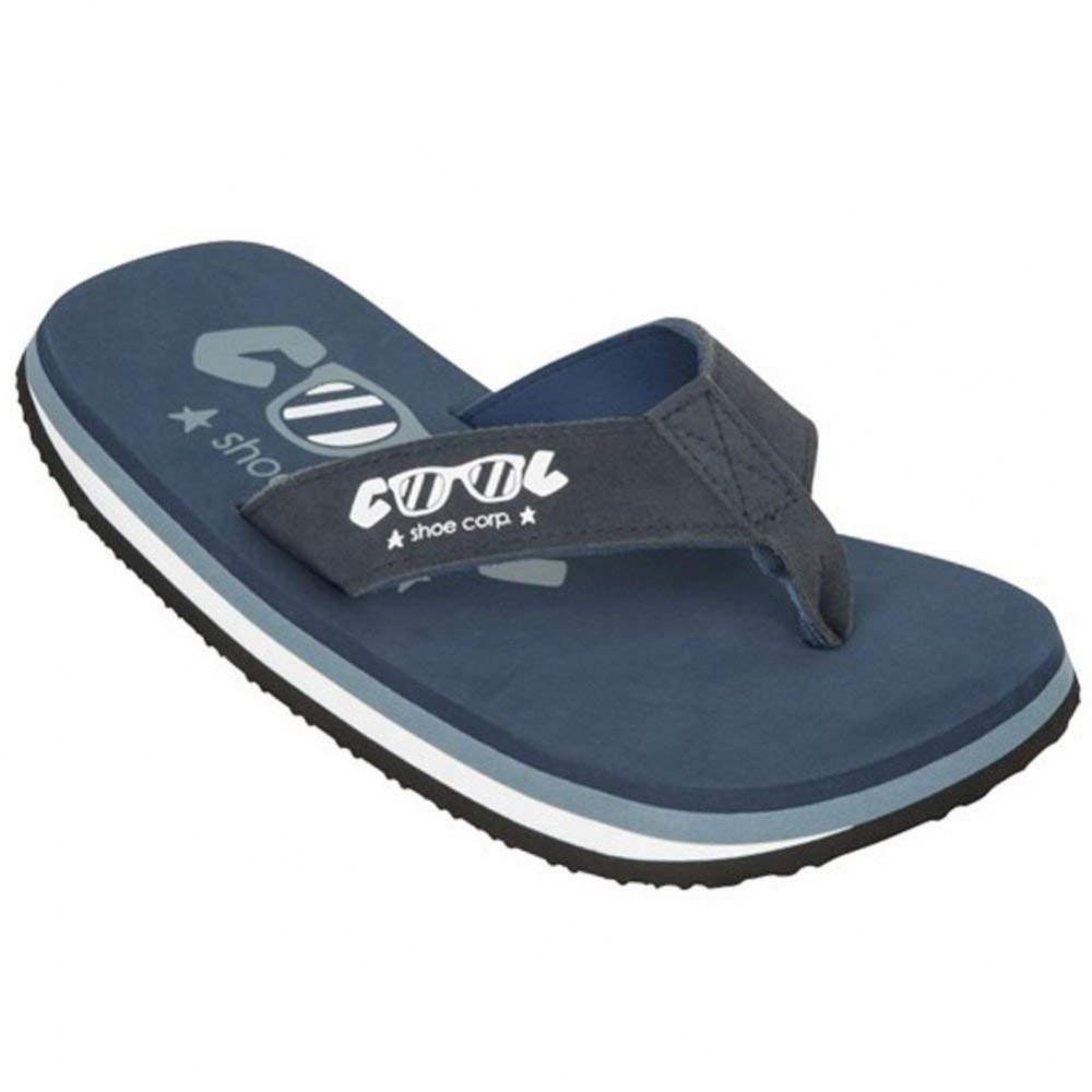 best sneakers 865c9 1b6ef Original Homme Tongs Bleu Cool Shoe