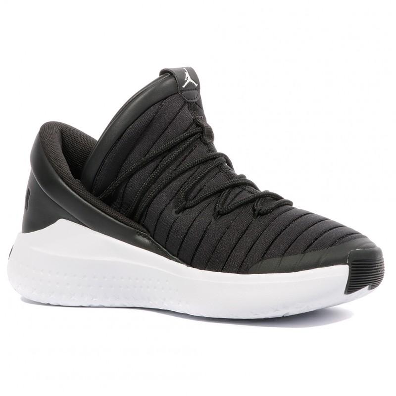 le moins cher magasiner pour authentique style unique Flight Luxe Garçon Chaussures Noir Jordan