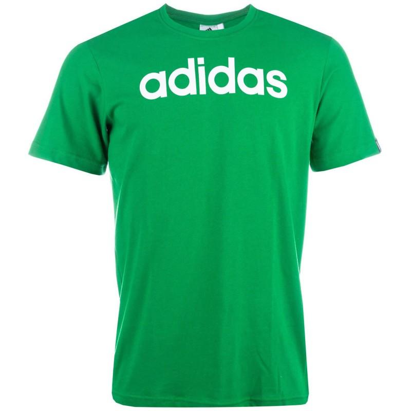 adidas t shirt vert