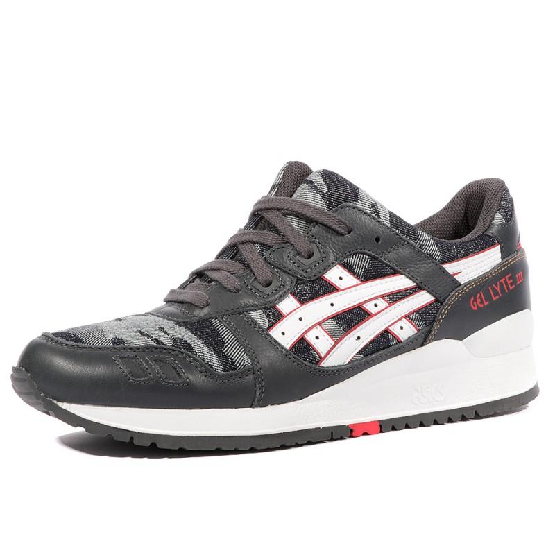 5bb59f7b0d413 Gel Lyte III Homme Chaussures Gris Asics