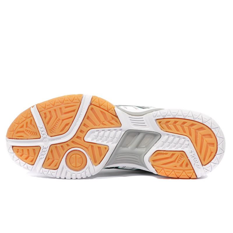 Gel Rocket 7 Femme Chaussures Tennis Blanc Asics