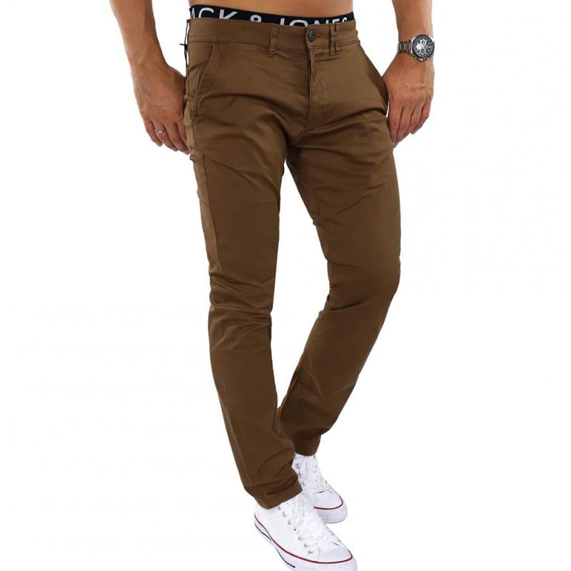 Leeroy Homme Marron Pantalon Jones Bolton Chino Jack amp; vz7USq