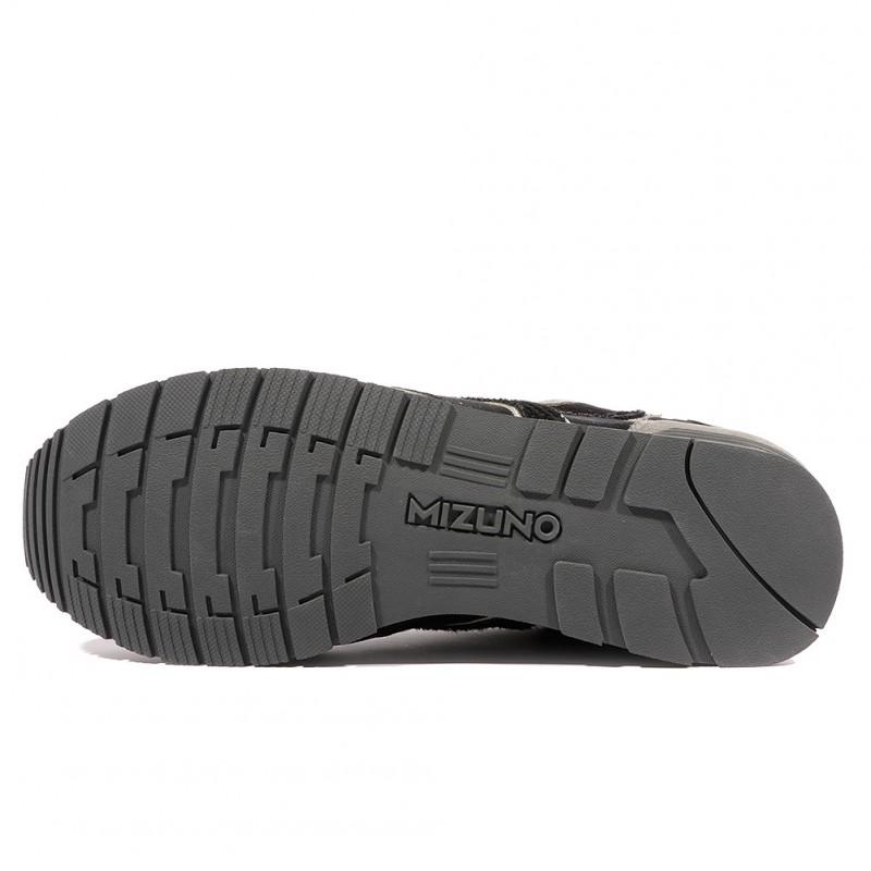 Homme Chaussures Noir Mizuno Etamin Gris F13TJlcK