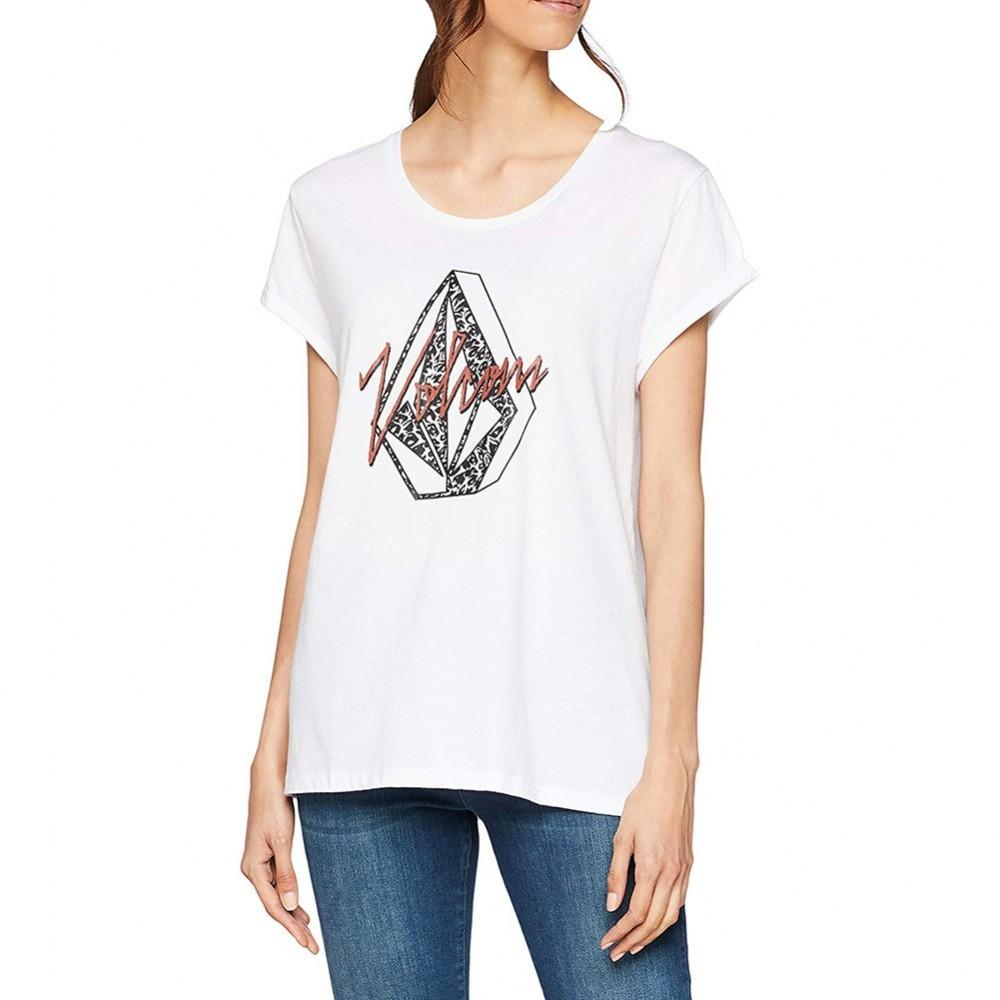 Radical Daze Femme Tee-shirt Blanc Volcom