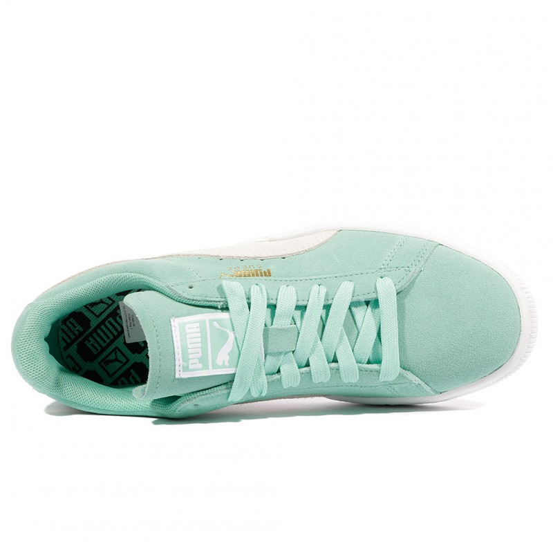 Bleu Puma Suede Femme Classic Wn's Chaussures kPuwOiTXZ