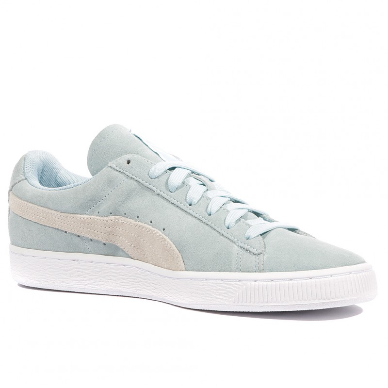 Suede Chaussures Classic Wn's Bleu Homme Puma TcJ1lKuF3