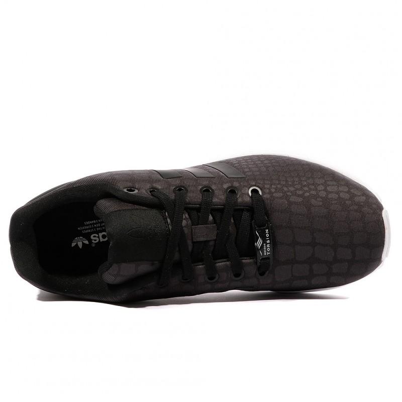 adidas zx flux femme noir or