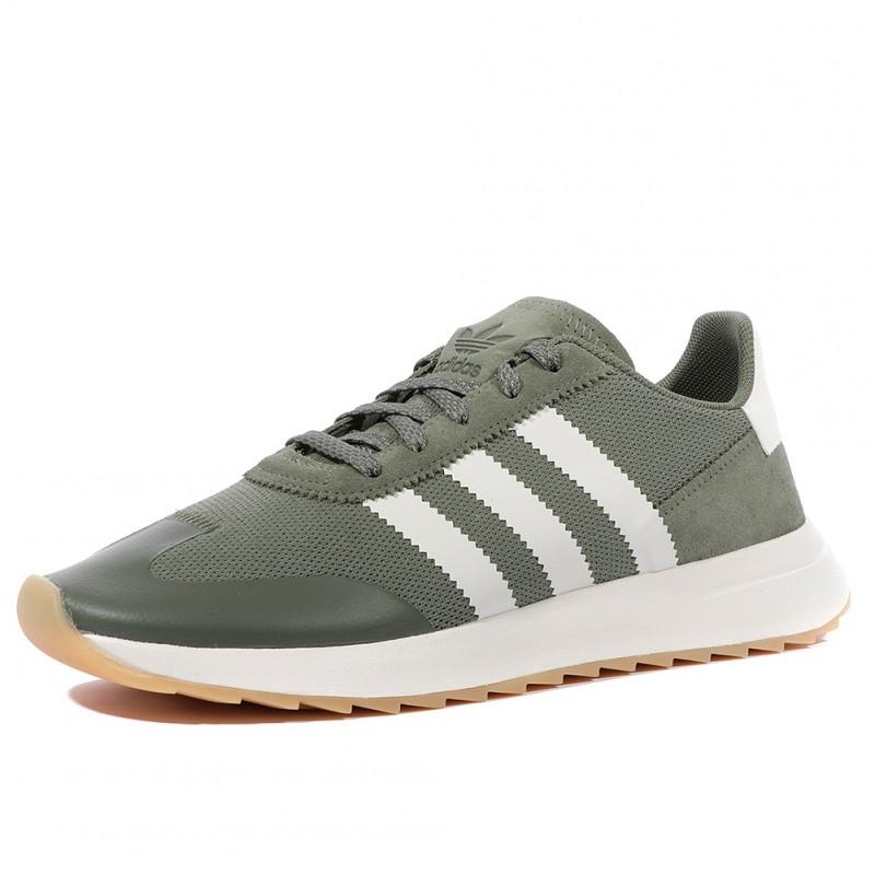 adidas femme chaussures vert