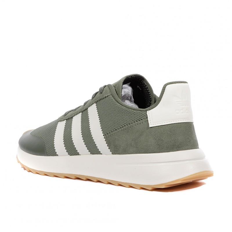 adidas chaussure vert femme