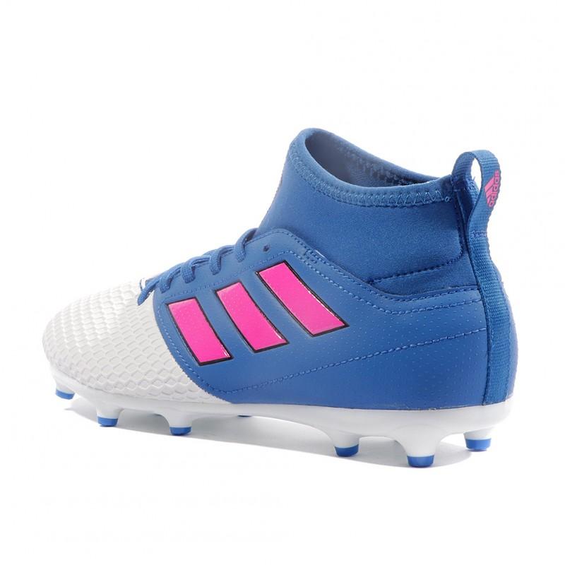 on sale 29ce9 37abf Ace Enfant Adidas Terrain 3 Ferme Ba9232 Chaussures De 17 Football wqtIP