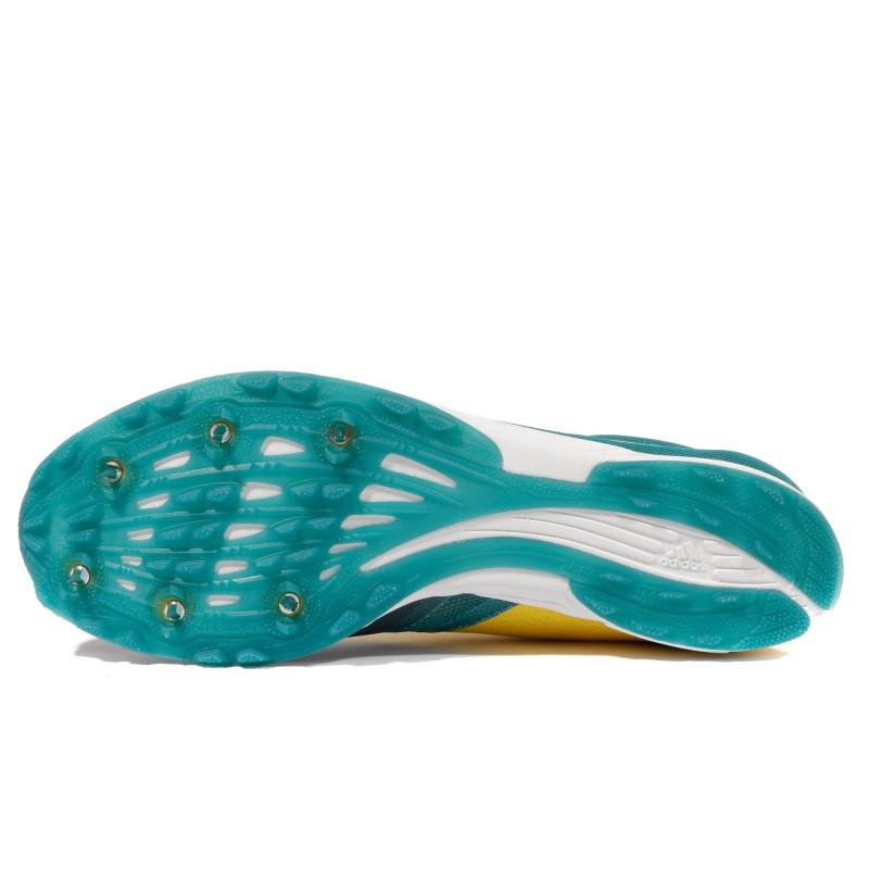 XCS Homme Chaussures Athletisme Bleu Adidas