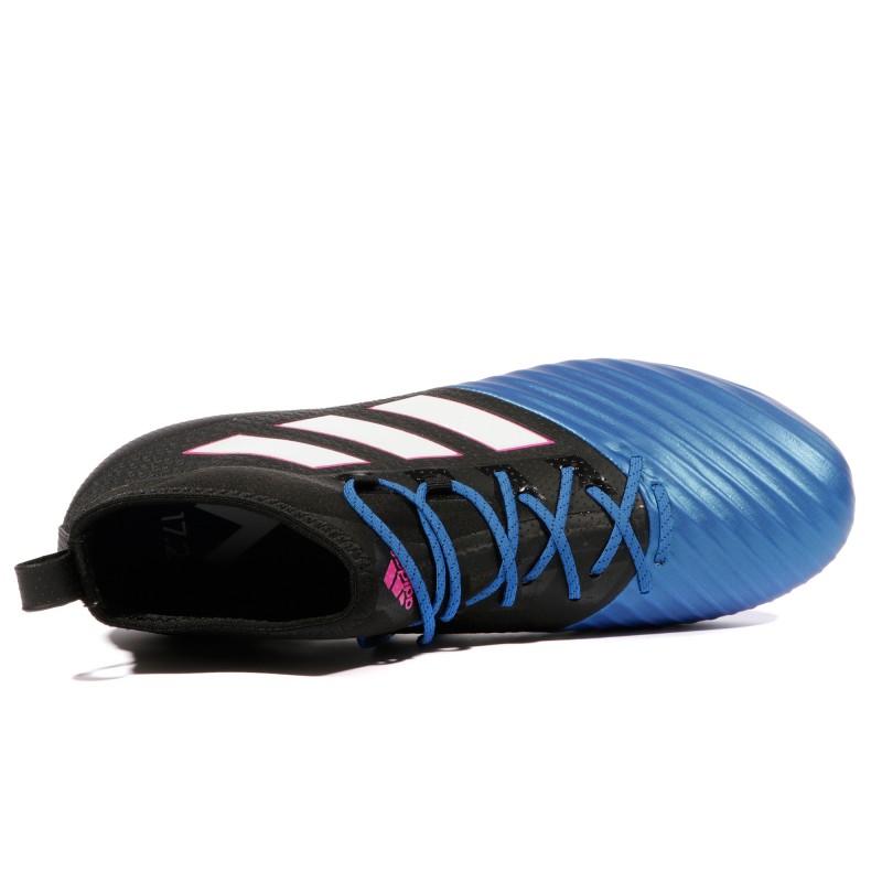 2 Football Noir Bleu Chaussures Homme 17 Fg Primemesh Ace Adidas j3q5LcRS4A