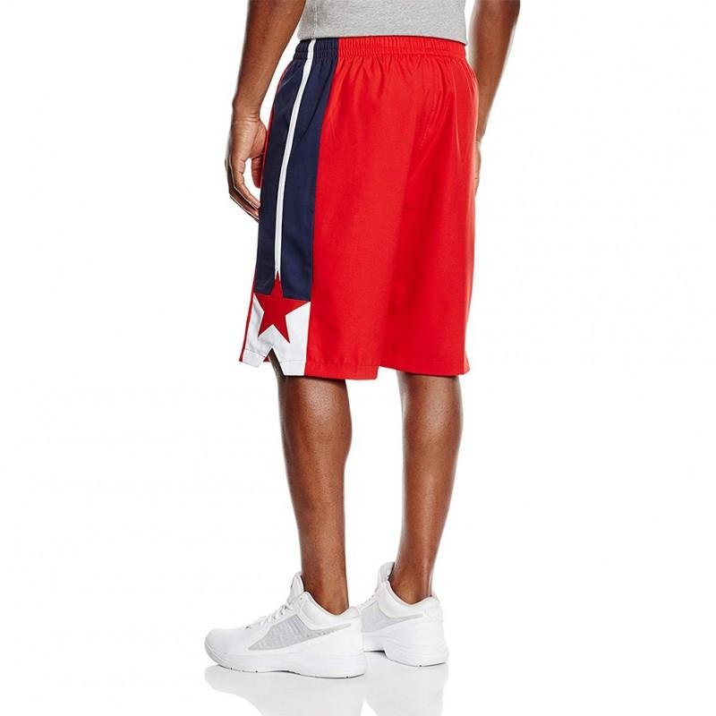 Rouge Swingman Short Adidas Wizards Basketball Washington Homme 8vwmn0ON
