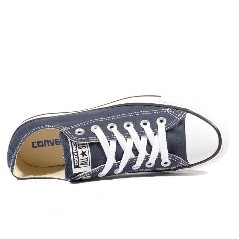 CONVERSE All Star OX Femme Chaussures Bleu Converse