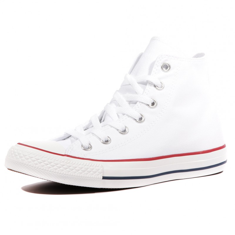 Chaussures blanche type converses