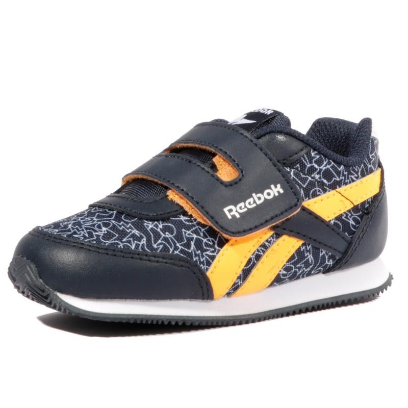 Garçon Reebok Jogger Royal Chaussures 2 Classic Marine Bébé BIq4y8cf