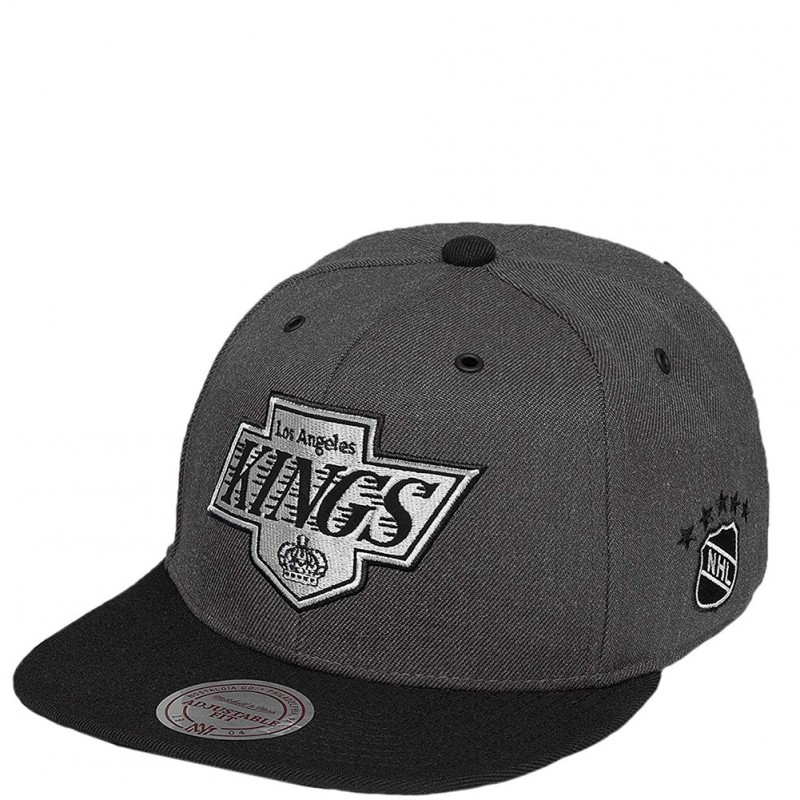 Ness Snapback Homme Noir Mitchellamp; Nhl La Kings WQBrxCoed