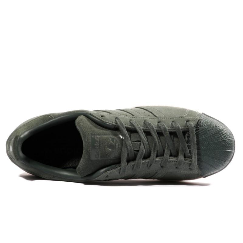 adidas superstar homme kaki