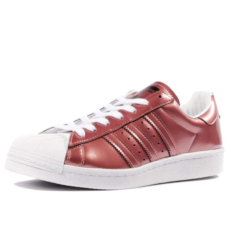 chaussure adidas femme superstar rose