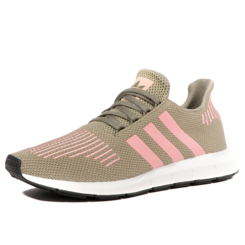 Femme Vert Run Adidas Chaussures Swift dCxBWero