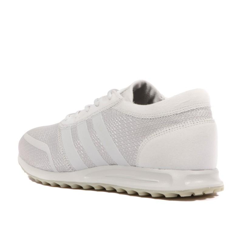 meilleur site web 1a8b0 525e2 Los Angeles Homme Chaussures Gris Adidas