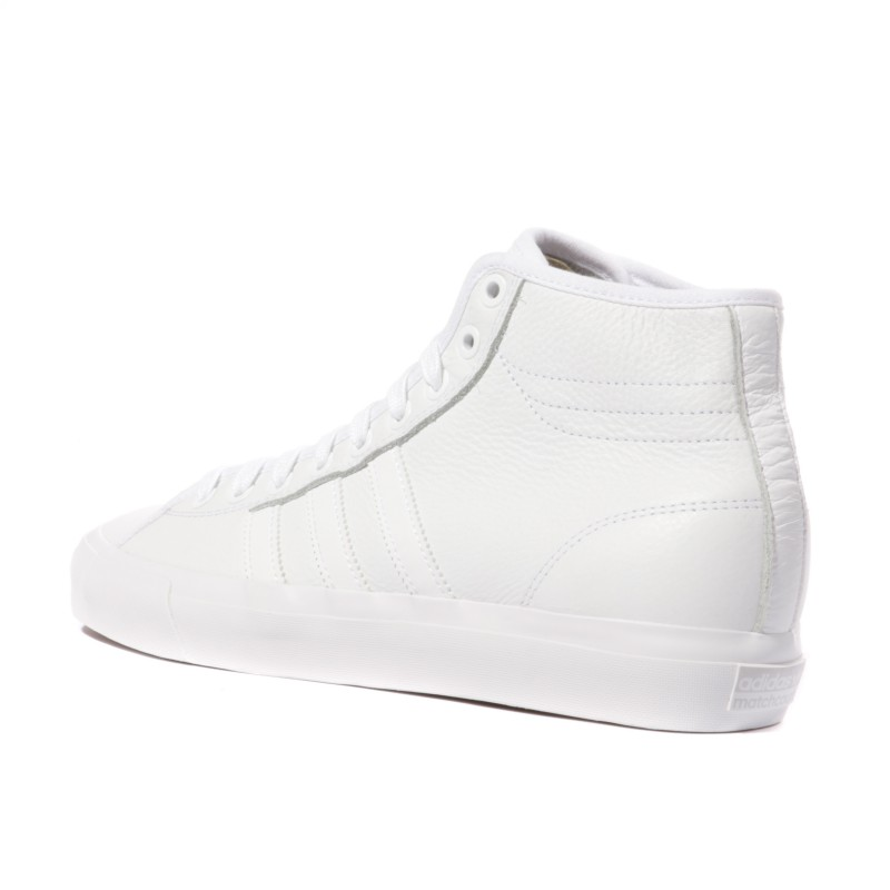 Matchcourt High RX Homme Chaussures Blanc Adidas