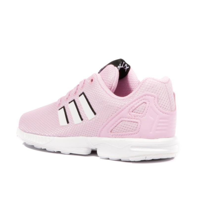 zx flux c fille chaussures rose adidas. Black Bedroom Furniture Sets. Home Design Ideas