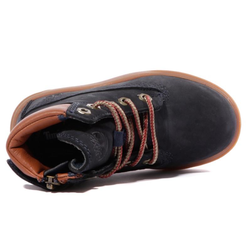Timberland In Chaussures Garçon Bébé Groveton Bleu Lace 6 PZNw08nOkX