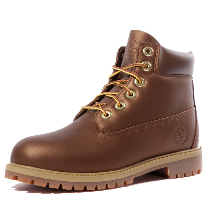Timberland Boots Marron Enfant