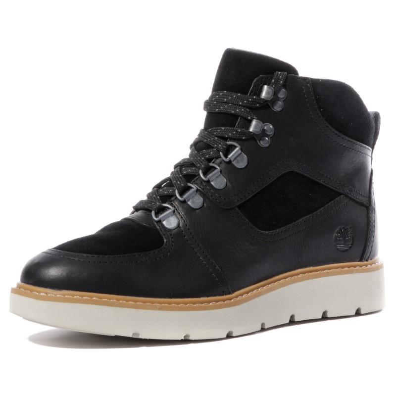 01490e0d460 Kenniston Hiker Femme Chaussures Noir Timberland
