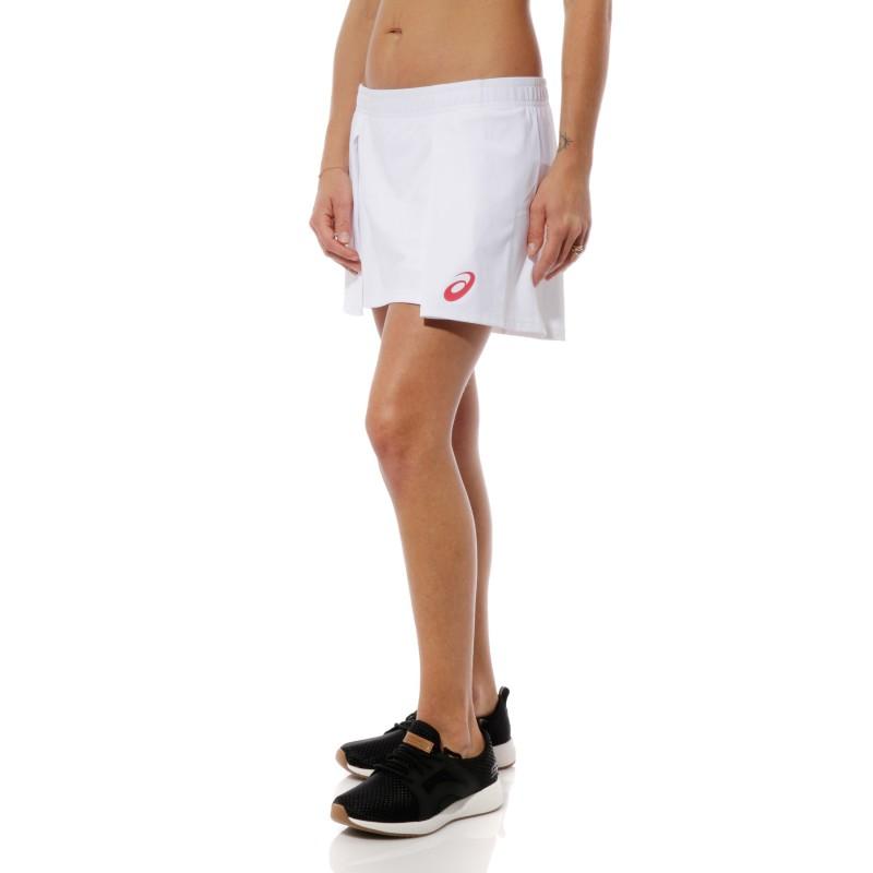 Jupe Athlete Skort Asics Femme short Tennis Blanc ED9HIeW2Y