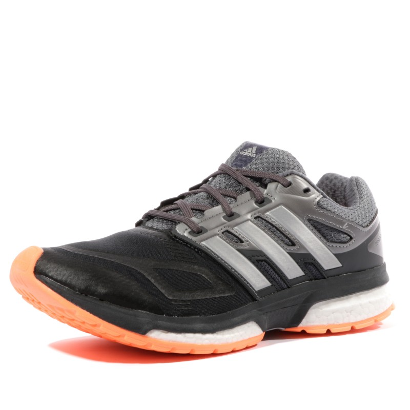 Running Boost Femme Adidas Techfit Chaussures Gris Response 5cAjLq34R