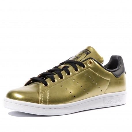 Stan Smith Femme Chaussures Or Adidas