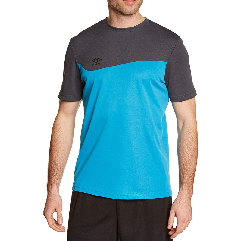 TRAI POLY TS AD CRL - Tee shirt Entrainement Homme Umbro