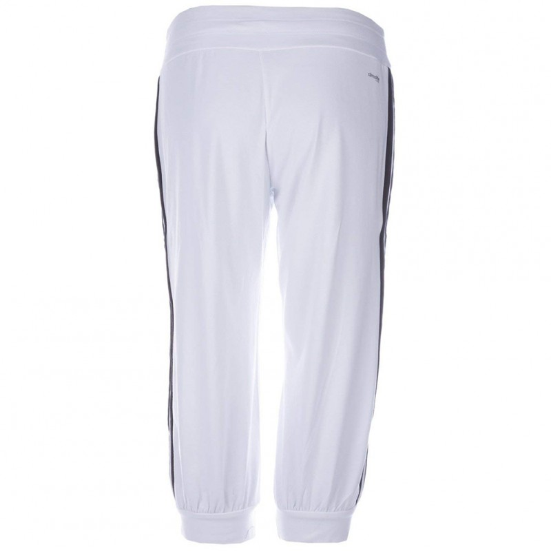 info for uk availability low price sale 3/4 Pant Femme Pantacourt Blanc Adidas