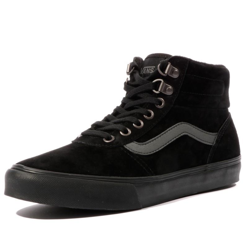 chaussure vans cuir femme