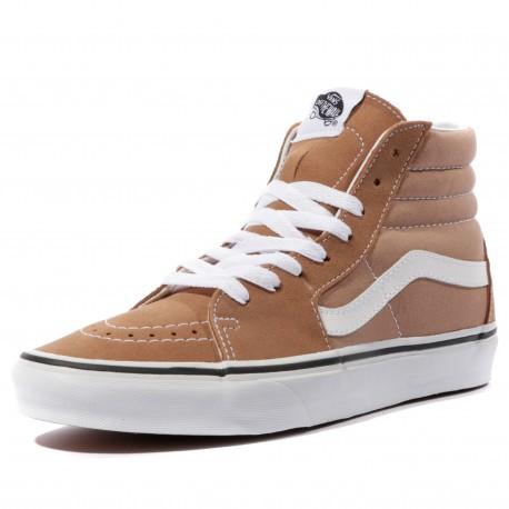 vans chaussures femmes marron