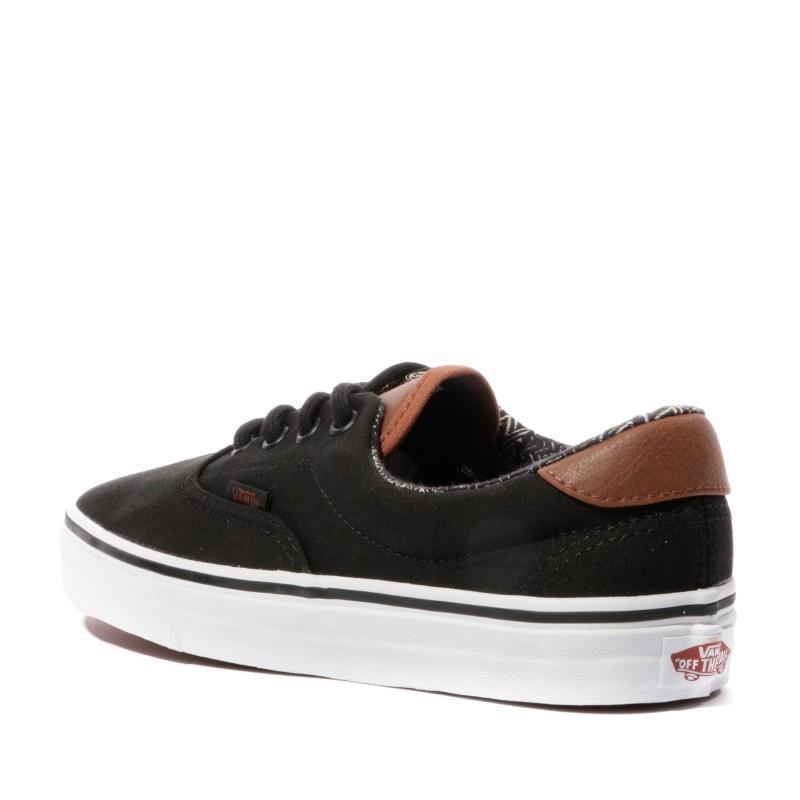 vans chaussure femme noir