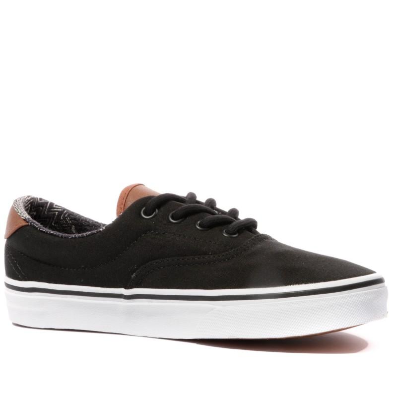 Era 59 C&L Femme Homme Chaussures Noir Noir 36.5