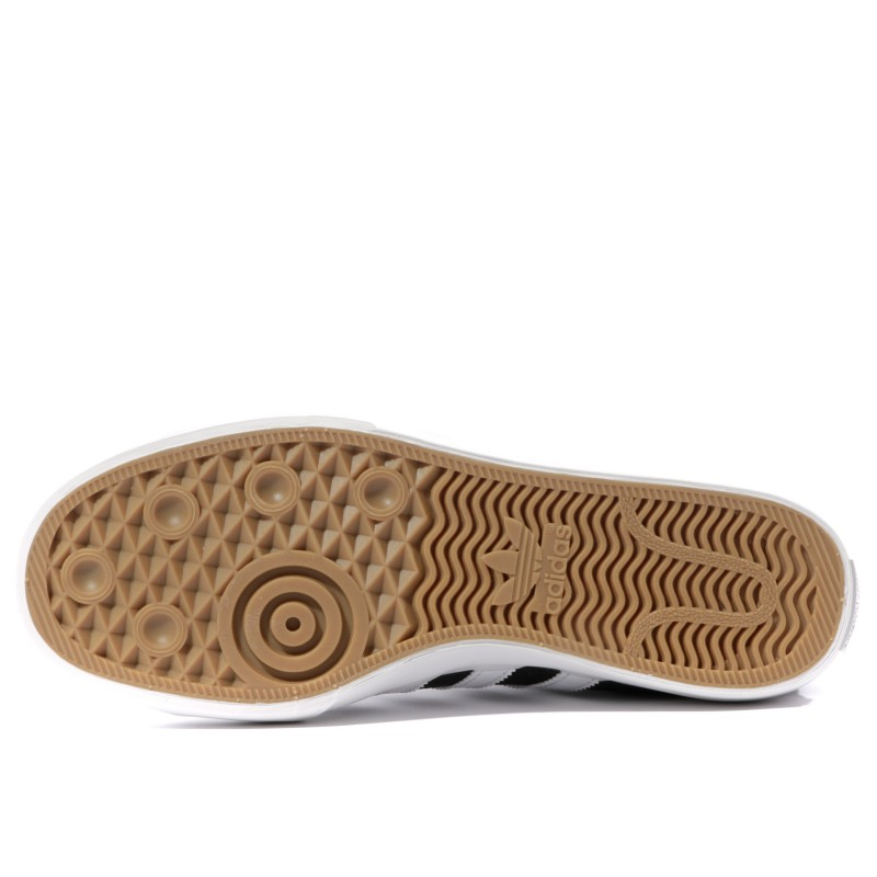 Mid Skateboard Adidas Homme Matchcourt Chaussures Noir MqSUpGzV