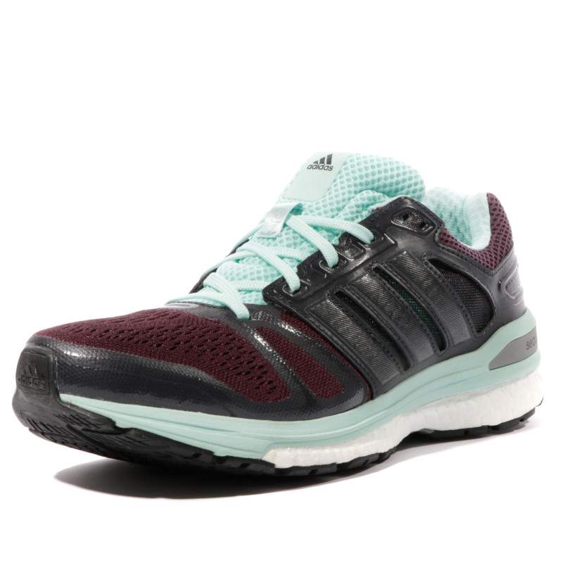 7 Femme Bordeaux Supernova Chaussures Adidas Sequence Running 7Ygv6Ibfy