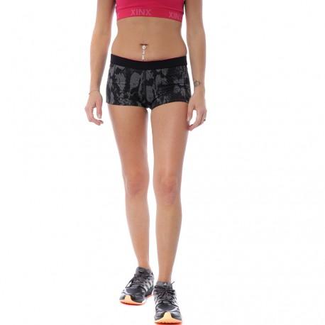 Flash Femme Short Fitness Noir Xinx