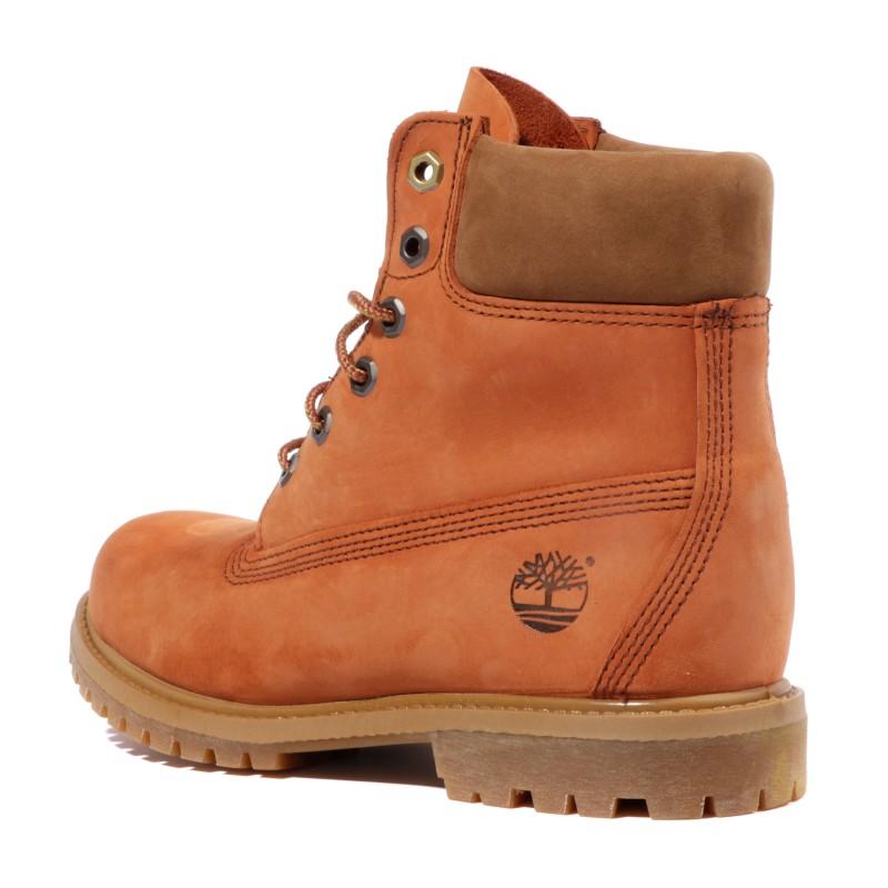 bottes timberland femmes brun