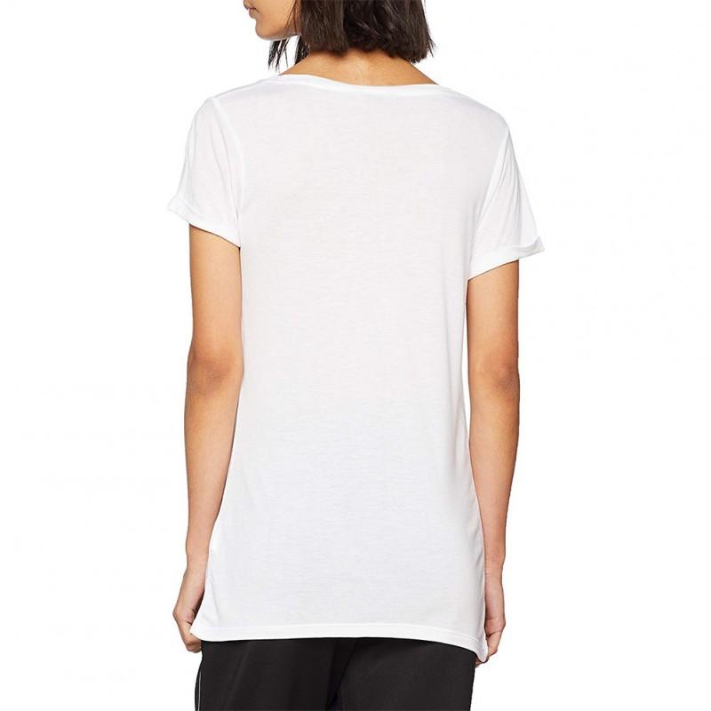 Gravy Femme Tee shirt Blanc Kaporal