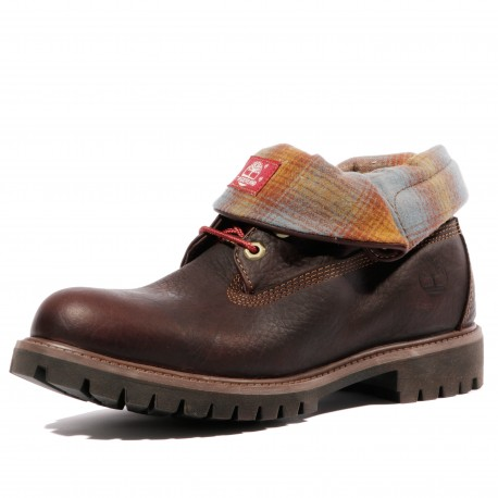Chaussures Roll Marron Lf Homme Timberland Top UnpYWn