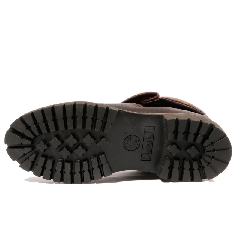 Chaussures Marron Timberland Lf Top Homme Roll txwvq1O0S