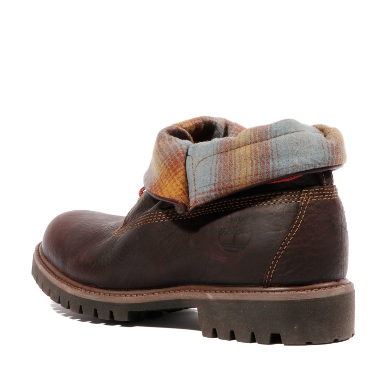 chaussures timberland roll top hommes